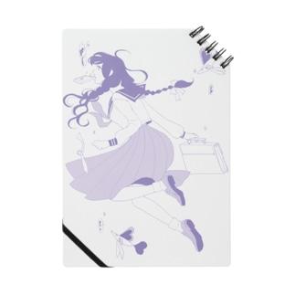 水中少女 ノート