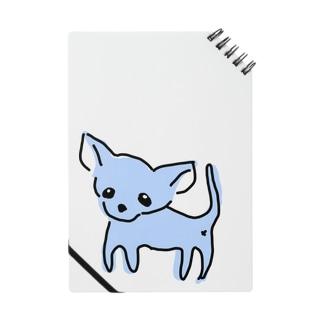 ゆるチワワ(ブルー) Notes