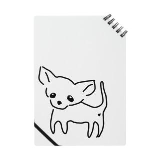 ゆるチワワ(クリア) Notes