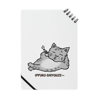 一服しようぜ、猫太郎 Notes
