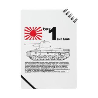 一式砲戦車 Notes