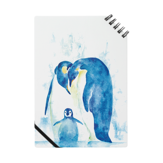 color+lifeの皇帝ペンギン* Notes