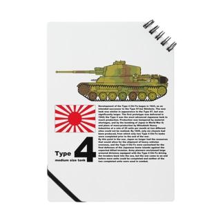 4式中戦車 Notes