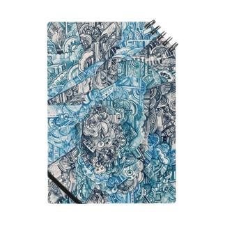 波 Notebook