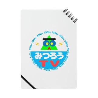 みつろうTVロゴノート Notes