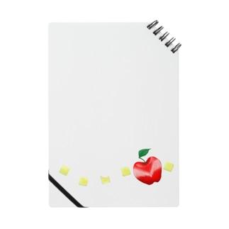 APPLE'S WRINGO  SQUARE Notebook