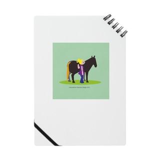 うまのりめいじん①(馬シリーズ) Notes