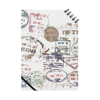 travel stamps.2 Notes