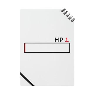 HP1-ひんし Notebook