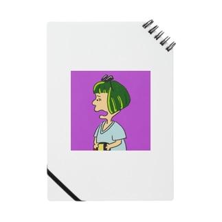 いわてぃす(似顔絵シリーズ) Notes