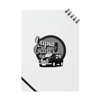 capsule gang ノート