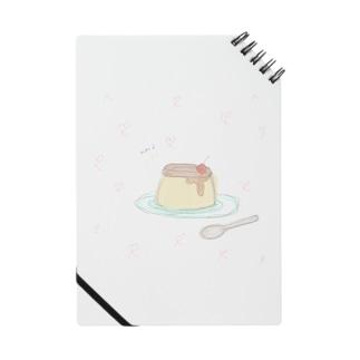 プリンアラモード Notes