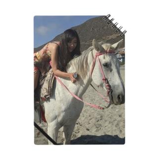 White horse. Notes