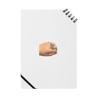 手(リングコレクション) Notes