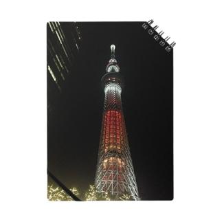 わざとらしい東京④ Notes