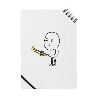 名の無いトランペッター Notes