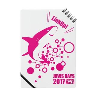 JAWS DAYS 2017 LinkUp PINK Notes