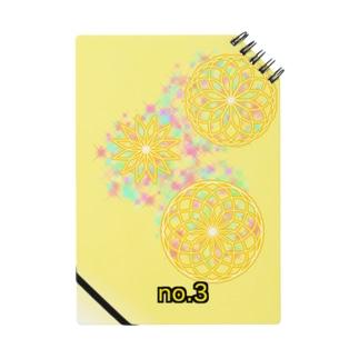 No.3 yellow Notes