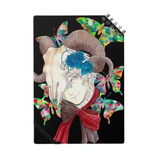 蝶と山羊骨 Notes