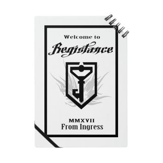 【Order】Resistance from Ingress Notes