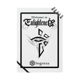 【Order】Enlightened from Ingress Notes