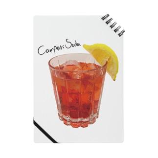 カンパリ・ソーダ Notes