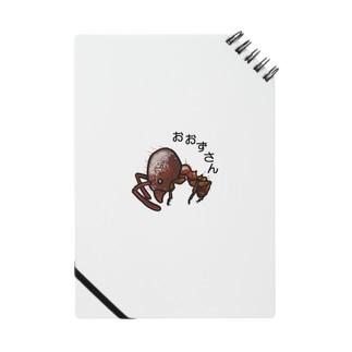 おおずさん Notebook