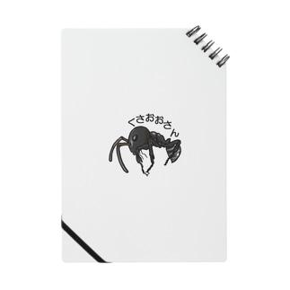 くさおおさん Notebook