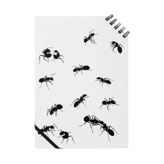 ANT☆Diaryの蟻ん娘柄 Notes