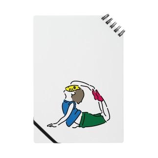 仮面ストレッチ Notes