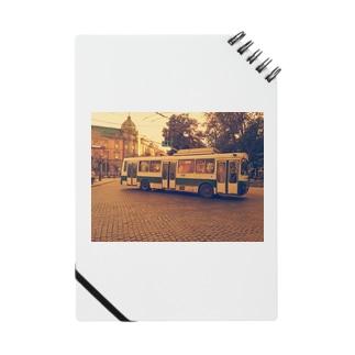 ウクライナのトロリーバス ノート