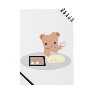 クッキーとクマさん Notes