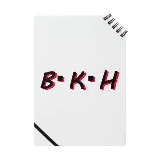 B・K・H ノート