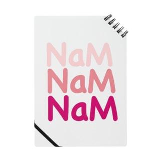 NaMロゴ Notebook