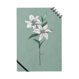 祝福 カサブランカ Notebook