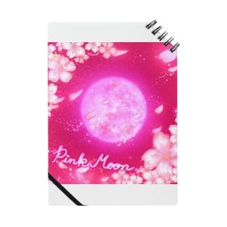 4月《Moonシリーズ》*Pink Moon* Notes