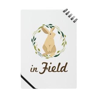 in Field ロゴ Notebook