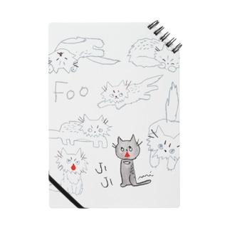 FOO&JIJI Notes