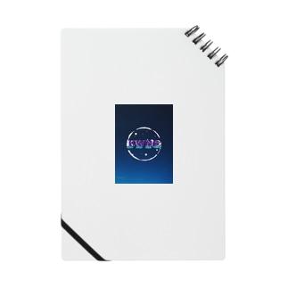 とりあえずのろご(枠白) Notebook