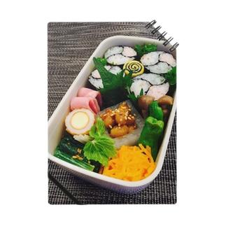 和風の巴寿司弁当 Notes