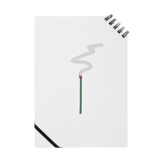 線香 ノート