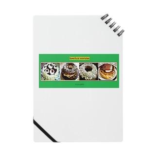 ちょっと夢見るわんだーらんどの手作りケーキシリーズ Notes