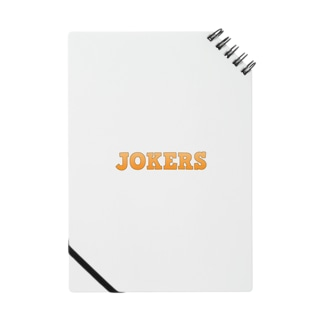 JOKERSグッズ Notes
