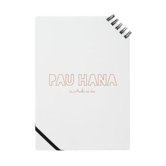 Pauhanayu Notebook