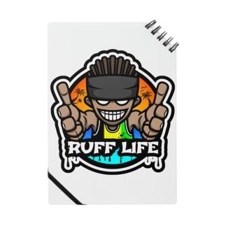 Ruff Life コラボ Notes