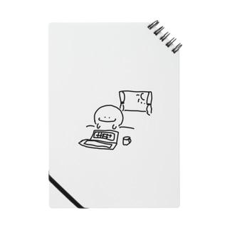 オオサンショウウオのおおちゃんノート Notes