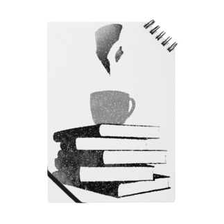 B&W BookCup Notes