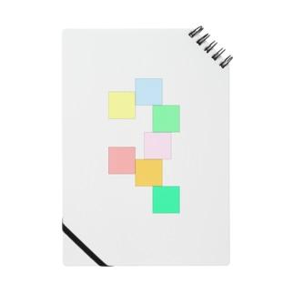 四角い色彩 Notes