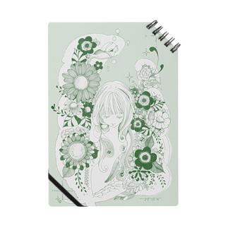 お花と少女 Notes