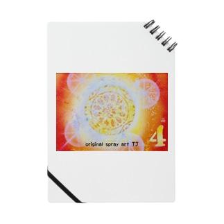 【NO.4 Intuition〜original spray art〜】 Notes